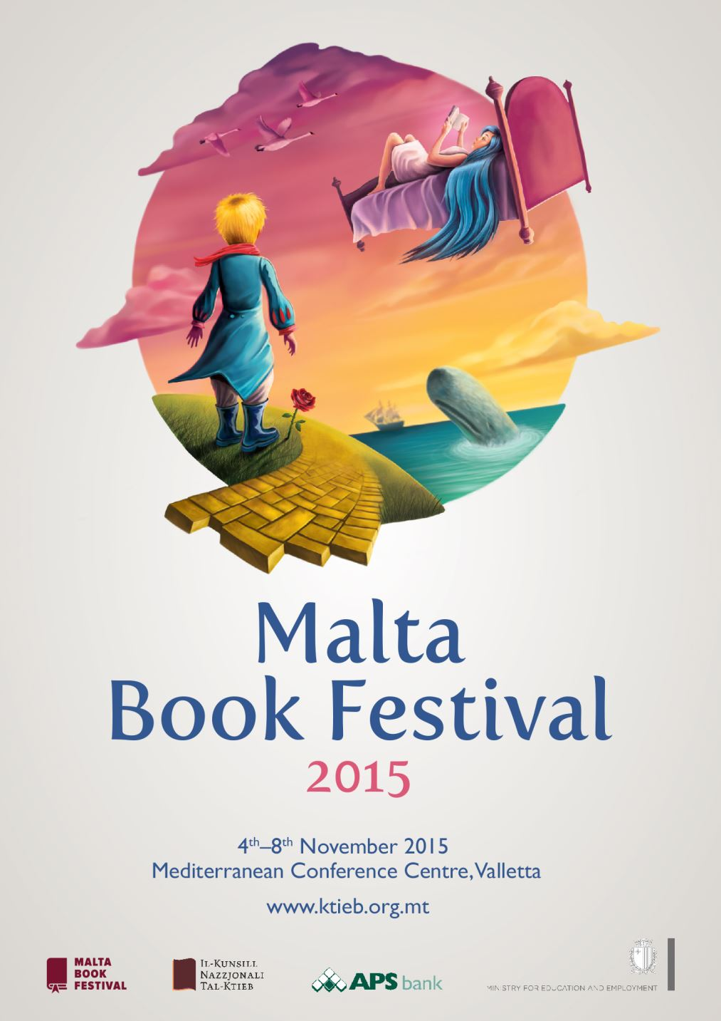 Design A Poster For Literary Festival