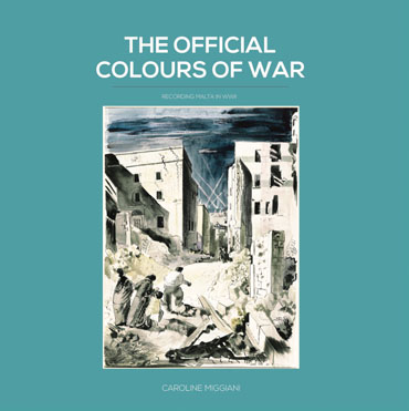 9789995 750527 - The official colours of war