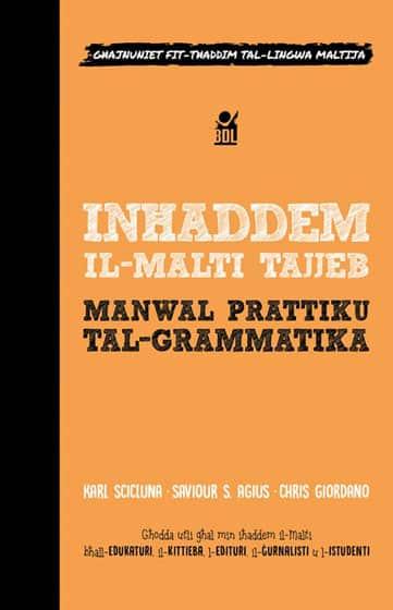 Inhaddem il-Malti Tajjeb BDL Books Cover