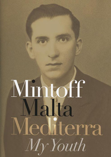 Mintoff Malta Mediterra My Youth BDL Books Cover