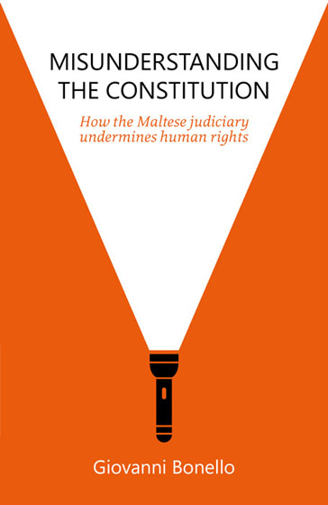 Misunderstanding The Constitution BDL Books Cover