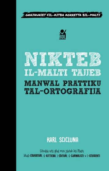 Nikteb-il-Malti-Tajjeb-Deluxe BDL Books Cover