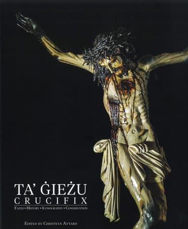Ta Giezu Crucifix BDL Books Cover