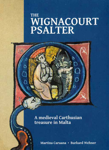 The Wignacourt Psalter BDL Books Cover