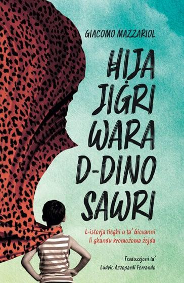 ħija jiġi wara dinosawri qoxra